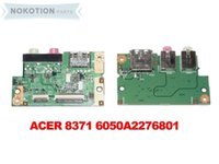 acer timeline - FOR Acer TravelMate Timeline A2276801 TTD0N USB Audio Platine