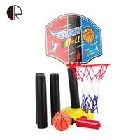 adjustable basketball stand - basketball stands toys sport toys Adjustable length boys gift HT2686