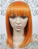 average size cat - gt gt gt Sea cat cry when Ming Cosplay Long Orange Blonde Wig