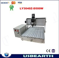 universal milling machine - Hot sale LY CNC Z D500W Axis cnc router engraving machine V V Universal CNC Milling Machine Very small noise