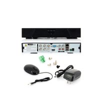 Wholesale 4CH full D1 CH Audio CCTV DVR H P2P Cloud HDMI Digital Video CCTV Recorder