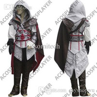 assassin's creed costume kids - For Kids Hot Sell Assassin s Creed Ii Ezio Costume Assassins Creed Cosplay Costume