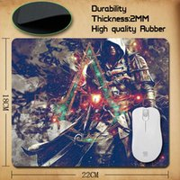 beautiful mouse pads - Custom Assassins Creed Mouse Pad Beautiful Rectangle Comfortable Mice Pad High Quality Hot Sale