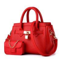 bag closures - 2017 designer famous brands Ladies Handbags Totes with Shoulder Plain Zipper Closure Luxury Handbags for Women Bags handbag Coin Purse