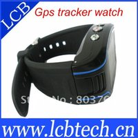 Wholesale dropshipping GEO GPS watch tracker with SOS button retail