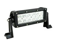 backyard flood lights - 36W inch Offroad LED Work Light Bar for Driving Tractor Boat Truck SUV ATV Car Garden Backyard V V
