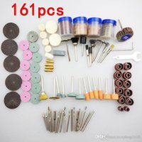 Wholesale Hot Free Shippin Bit Set High Quanlity Suit Mini Drill Rotary Tool Fit Dremel Grinding Accessories