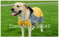 air free dog clothes - pet outdoor clothes rain coats waterproof clothes for pet air mesh material large dog clothes winter for big dog