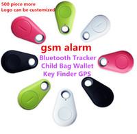 Wholesale Wireless Smart Bluetooth Anti lost alarm bluetooth Tracker key finder Child Elderly Pet Phone Car Lost Reminder iphone