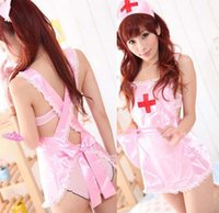 sexy nurse uniform - hot Selling Sex Game Sexy Costumes Sexy Nurse Uniform