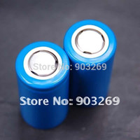 Cheap Mail Free+2PCs Lot 25500 Rechargeable Protected Blue Battery 3.7V 5000 mAh Li-ion Electric Tools Energy Storage