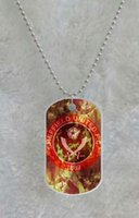 Wholesale Popular TV Series Game of Thrones Unique Design Sheffield United Football Club custom Pet Dog Tag pendant necklace Chain Metal Tags