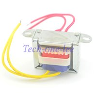 Wholesale AC4W dual lineTransformer V to V Power Transformer input V Hz Output Dual9V power supply transformer