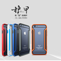 Wholesale Nillkin Border Armor Border Series Phone Case Cover For Apple iPhone Plus Iphone With Retailed Package