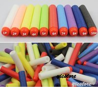 Wholesale Multicolor Nerf N strike Elite Rampage Retaliator Series Blasters Refill Clip Darts electric toy guns soft nerf bullet