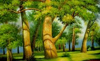 big green settings - 2015 New D DIY Diamond Painting Big And Green Tree Picture For Rhinestones In Settings Diamond Inlay Home Decoration Drawing