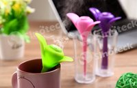 air purification free - Mini Portable USB Clover Humidifier DC5V Air Mist Office Home Aromatherapy Diffuser Purifier with Water Cup Air Purification Free DHL