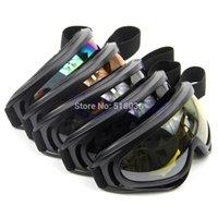Precio de Venta caliente de la motocicleta-A25 los vidrios a prueba de polvo del ojo del capítulo de la lente de los anteojos del Snowboard del esquí de las gafas de sol de la motocicleta CALIENTE caliente-