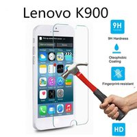 Cheap For Lenovo K3 K3 Note K900 k910 VIBE Z K920 P70 P780 X2 PRO Explosion-Proof Tempered Glass Screen Protectors with Retail Package