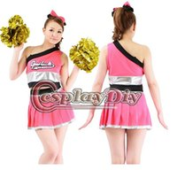 cheerleading uniforms - Hot sell Custom made adult sexy sweet cheerleading uniforms high quality fancy dress for games factory direct sale