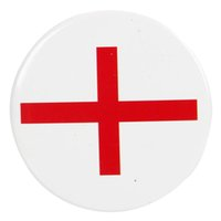 Wholesale England Flag Badge Graphic CM Iron Material Ship From USA