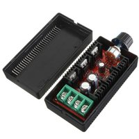 Wholesale High Quality Newest V A DC Motor Speed Control PWM HHO RC Controller V V V W MAX