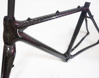 Wholesale BB86 Carbon Fiber Cyclocross Frame Road Bike Frame Carbon Fiber