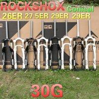 Wholesale ROCKSHOX rockshox g cone tube straight pipe air fork wire lock fork er