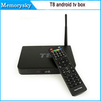 auto tv receiver - TV Box BEST T8 Quad Core Android Stream PC FREE SUPPORT Sports Film Kids k G FREE Support AUTO RESTORE BEST MENU Hot