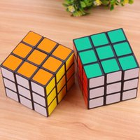 Wholesale Newest Cyclone Boys X3X3Strengthened Version Magic Cube Learning amp Educational Toy Magic Cobo Stickerless Speed Puzzle Cube