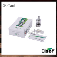 Wholesale Ismoka Eleaf GS Tank ml GS Tank Atomizer With ohm GS Air TC Head Best Match istick tc w Original