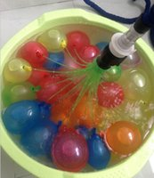 multi game - Multi Color Bunch O Balloons Water Balloons Water Game Toy colorful Magic balloons Summer kid water game toys amazing water balloon war m