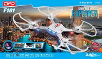 DFD F181 Electric F181 drones 4CH Channel Radio Remote Control RC Helicopters A Key To Return 3D Flying Aircraft With Flashlight & Camera toys