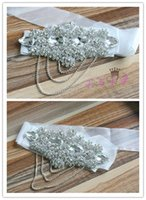 beaded tassles - Sparkling Diamond Beaded Tassles Vintage Bridal Hairband Wedding Dress Accessories Party Bridal Headdress Prom Pageant Wear Women Gift HOt