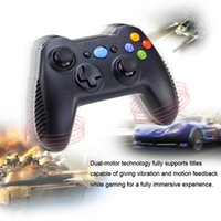 Wholesale 20PCS DHL Wireless Gamepad Controller Tronsmart Mars G01 Joystick Ghz For Android TV BOX MXIII MXQ Smart Mini PC Windows PS3 Phone