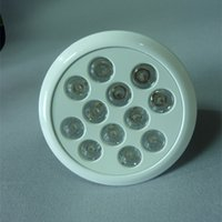 aluminium downlight - 2015 New LED Spotlights Red Blue E27 E22 Base Aluminium Body LED Spot Lamp Downlight with Cree Chip Fast Delivery for Garden Commercial Use