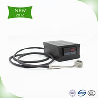 Wholesale NEW W1 RED MINI TEMPERATURE CONTROL BOX WITH ENAIL COIL HEATER HOT RUNNER COIL HEATER ENAIL DIRECT MANUFACTURER