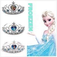 Cheap Frozen Tiara Crown Best girls headband