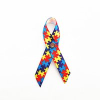 autism awareness pins - 500pcs Autism Awareness Puzzle Piece Pin