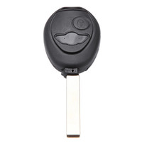 car security system - New Replacement Entry Car Key Remote Fob Shell Cover Case Fob Key Cover for BMW Mini Cooper R50 R53 Alarm Systems Security