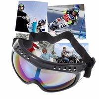Wholesale Motorcycle Dustproof motocross Sunglasses Ski Snowboard moto Goggles Lens Frame Eye Glasses