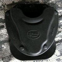 Wholesale Handcuff Waist Tactical Holster For All Airsoft Painball Belt Gun Holster CS Game Combat Gun Pounch