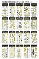 Wholesale hot noelty tattoo stickers for all kinds of styles