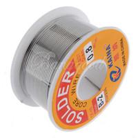 Wholesale 63 Tin Lead mm Rosin Core Flux Solder Soldering Wire Reel