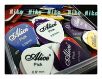 bass picks thickness - 30pcs Acoustic Electric Guitar Bass Picks Plectrums Assorted Thickness Colors