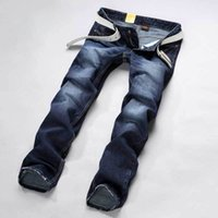 Wholesale 2015 man pant Men fall and winter straight jeans Korean tidal yards Slim Mens fashion jeans trousers