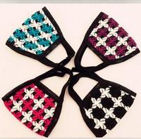 Wholesale P03 star flower fine wool line plaid cotton woven masks masks warm cold dust masks masks