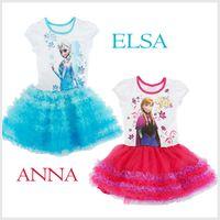 Cheap TuTu kids dresses Best Summer bubble skirt Princess Dresses