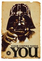 animal wanted - Your Empire Wants YOU Luxary Home Decoration Fashion Custom Fashion Poster Print Size x60 cm Wall Sticker