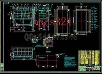 Wholesale PPCS32 air box pulse bag filter drawings Full Machining drawings Full Machining drawings Full Machining drawings